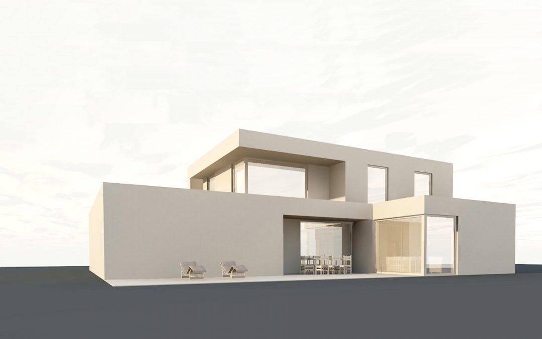 Neubau Einfamilienhaus ZUO