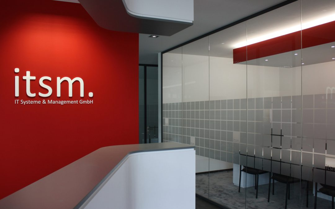 Umbau Gewerbeeinheit ITSM