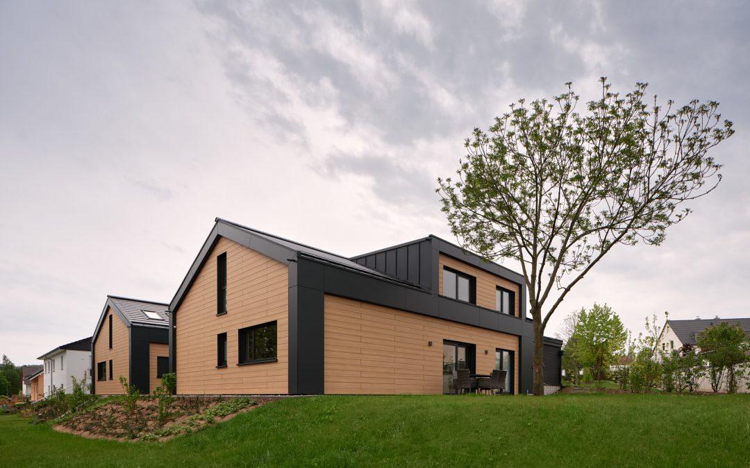 Neubau Einfamilienhäuser WSL